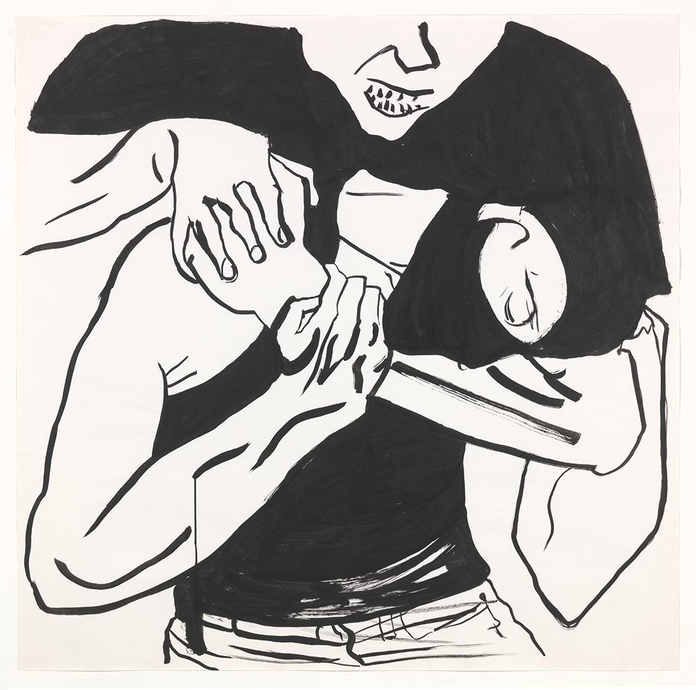Therese-Zoekende-130-Bijlmer-drawings-nek-klem