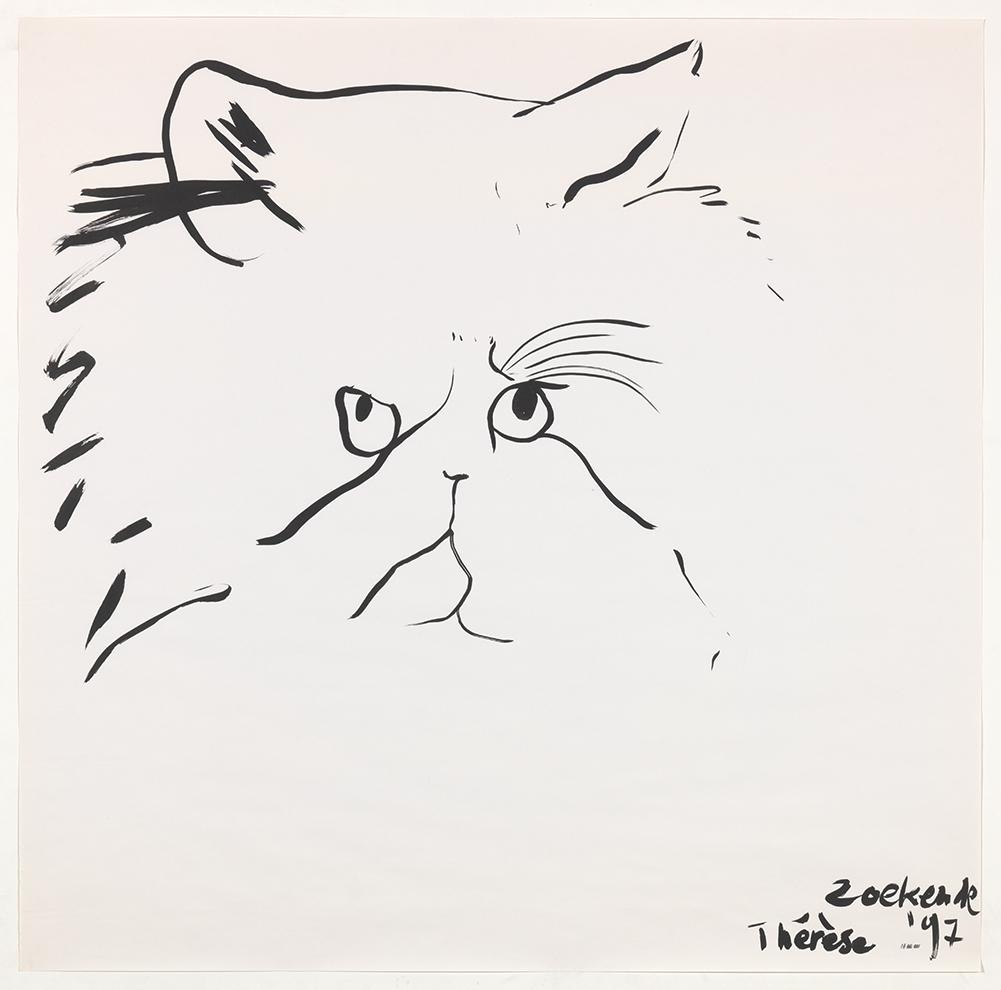 Therese-Zoekende-137-Bijlmer-drawings-cat